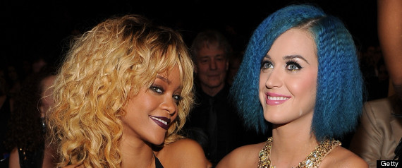 RIHANNA KATY PERRY COLLABORATION
