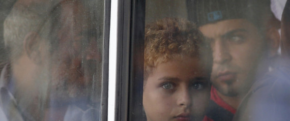 REFUGEES SYRIANS TUNISIA