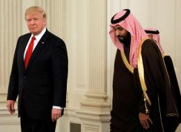 أول اتصال هاتفي من ترامب بولي العهد السعودي الجديد.. ناقشا السلام مع إسرائيل