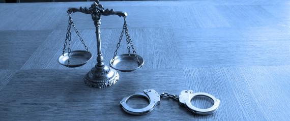 JUSTICE HANDCUFF