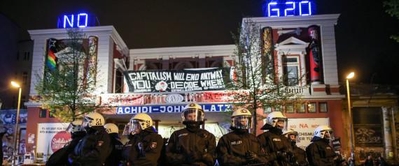 DEMONSTRATION G20