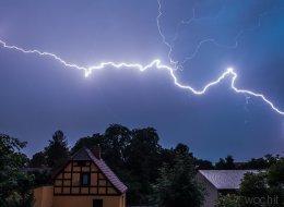 Extreme Hitzewelle in Deutschland: Hier drohen heute tropische Unwetter