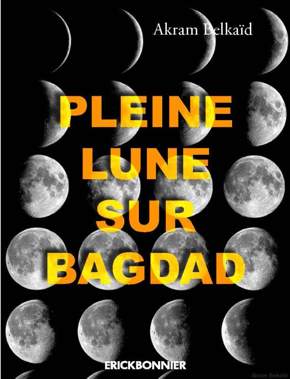 pleine lune sur bagdad