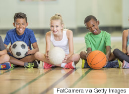How Active Are Kids At School?