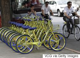 중국 자전거 공유 업체가 파산했는데 이유가 황당하다