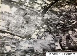 IS가 1100년대에 지어진 사원을 폭파했다