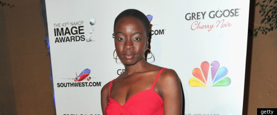 Danai Gurira Walking Dead