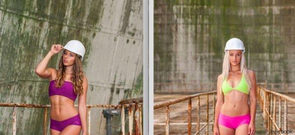 Was hinter diesen Bildern aus einem tschechischen Kernkraftwerk steckt, ist absolut widerlich