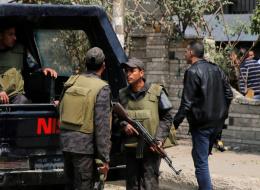 الشرطة المصرية تقتل 7 أشخاص في أسيوط