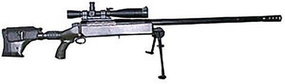 a canadian sniper
