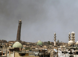 جامع صمد 850 عاماً ونجا من غزو المغول لكن تدمَّر في زمن