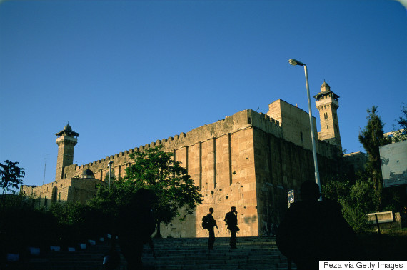cave of the patriarchs palestine