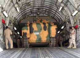 وصول الدفعة الثانية من القوات التركية إلى قطر.. طليعة الجنود وصلت الأحد الماضي وبدأت مهامها التدريبية