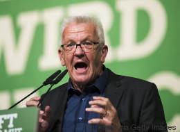 Heimlich aufgenommene Videoaufnahmen von Winfried Kretschmann zeigen: Der Grüne lästert über die eigene Partei