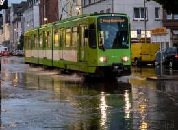 Tote, ausgefallene Flüge und Konzert-Absagen: Ein schweres Unwetter zieht über Deutschland