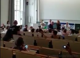 Eklat an Berliner Universität: Holocaust-Überlebende wird von Israelkritikern angeschrien