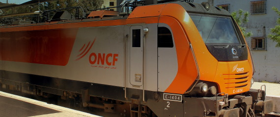 TRAINS ONCF