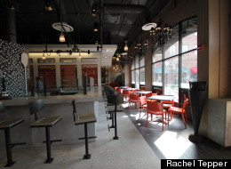 PHOTOS: Controversial Chef Returns To Open New Italian Eatery