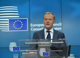 EU-Ratspräsident Tusk weist Mays Angebot zu EU-Bürgern zurück