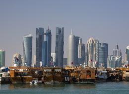 الحصار المغفل.. هكذا وجدت شركاتٌ سعودية طريقاً  لإيصال بضائعها إلى قطر