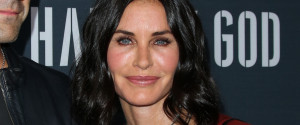 COURTENEY COX AUGUST 2015