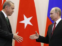 أردوغان لبوتين: مشروع السيل التركي