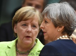 Brexit-Poker in Brüssel: Merkel lässt May eiskalt abblitzen