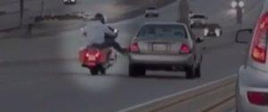 MOTO AUTO RAGE VOLANT