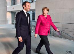 Merkel und Macron demonstrieren Einigkeit - doch viele Streitpunkte bleiben