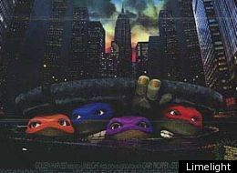 Teenage Mutant Ninja Turtles Live Action Movie