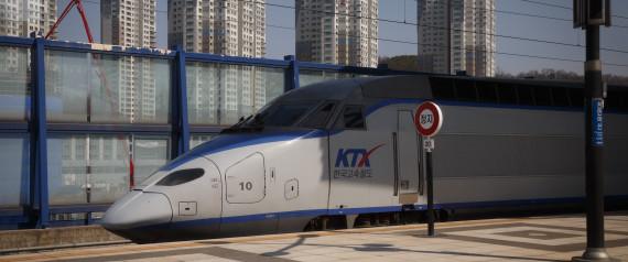 KOREA KTX