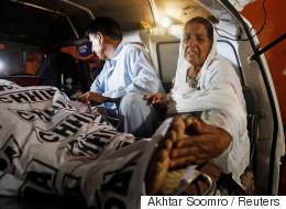 파키스탄에서 85명의 사망자가 발생한 라마단 막바지 이틀 동안의 혼돈