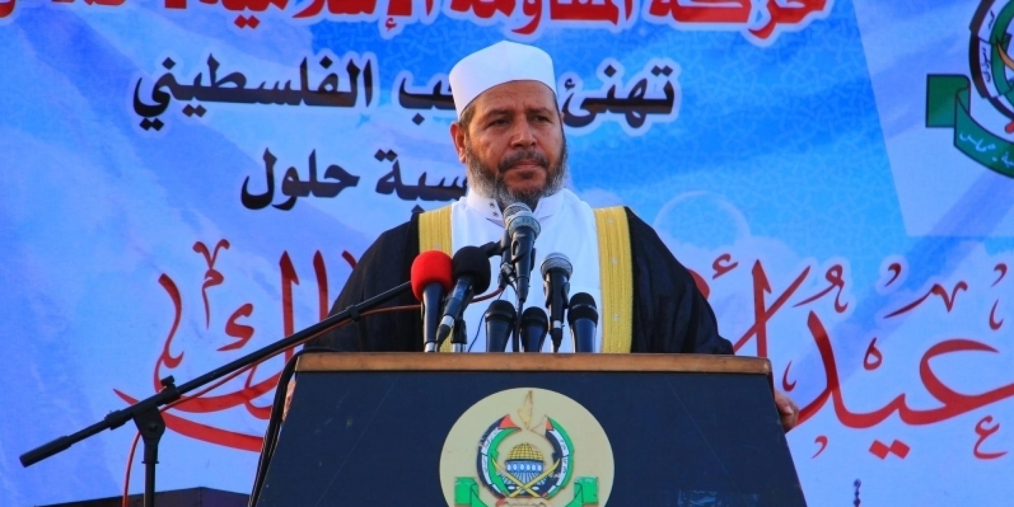 ما بين يدي القسّام قادر على أن يحرركم من سجونكم .. نائب رئيس حركة حماس يبعث برسائل للمعتقلين ويوجه طلباً لمصر