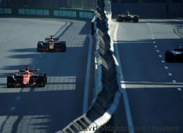 Formel 1 im Live-Stream: Grand Prix von Aserbaidschan online sehen, so geht's