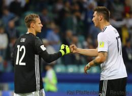 Deutschland - Kamerun im Live-Stream: Confed Cup online sehen, so geht's - Video