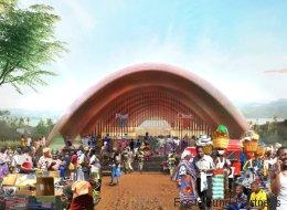 Ein britischer Architekt will einen Drohnen-Flughafen in Ruanda bauen - und damit tausende Menschen retten