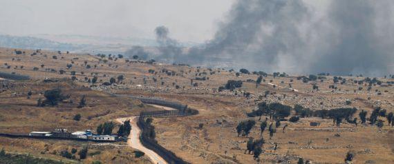 GOLAN SYRIA