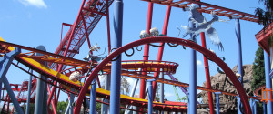 SIX FLAGS PARK