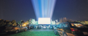 DRIVEIN MOVIE THEATER