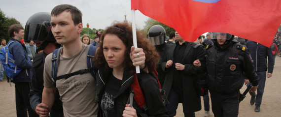 RUSSIA OPPOSITION