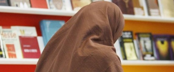 MUSLIM TEACHER GERMANY VEIL