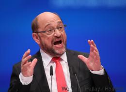 CDU-Politiker schäumen wegen Schulz' Attacke auf Merkel - nur die Kanzlerin bleibt cool