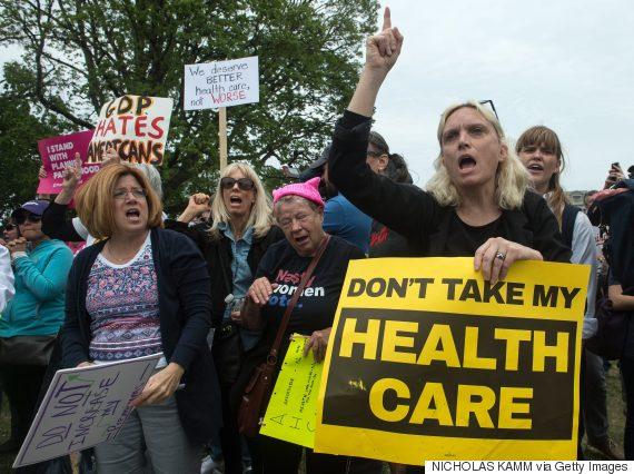 donald trump health