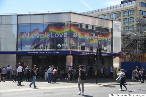 london rainbow