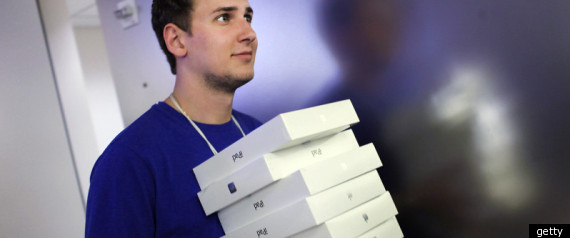 THE NEW IPAD 3 MILLION