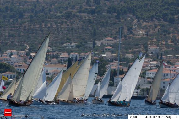 spetses classic yacht regatta