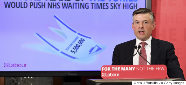 Labour Is Forcing A Commons Vote To End Health Workers' Misery