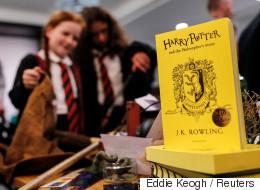 ハリーポッター20周年迎える 作者ローリングさん、ファンに感謝「あの日突然世界が開かれた」