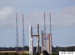 Ένα λεπτό πριν από τα μεσάνυχτα η εκτόξευση του δορυφόρου HELLAS SAT 3