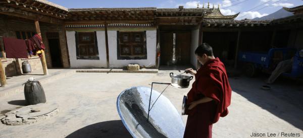 Experiment geglückt: Chinesische Provinz nutzt eine ganze Woche lang nur erneuerbare Energien
